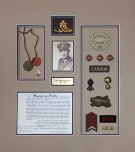 Medals and small objects (reduced)
